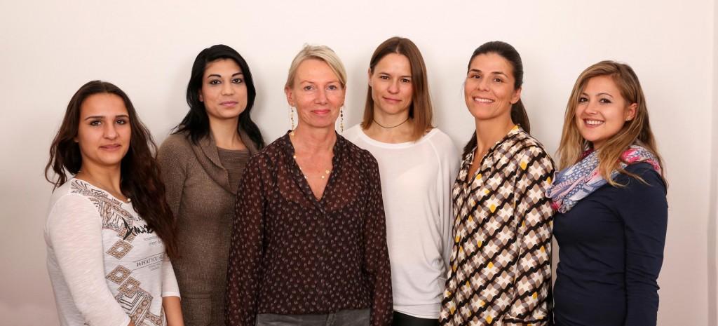 Team Kinderarzt Praxis Dr. Naegele